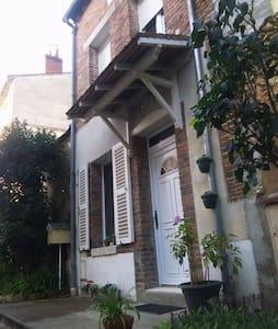 Gîte La mesangerie - Château-Renard - Rumah