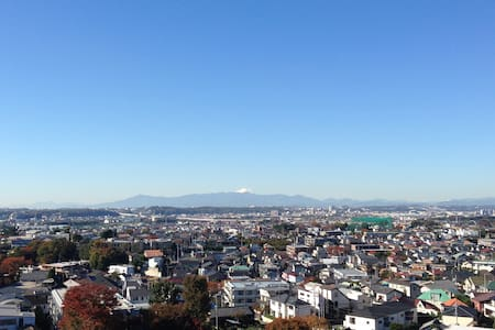 Mt. Fuji View Private Room! - Setagaya-ku - Appartement