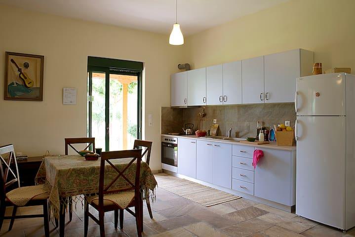 Family Agro Touristic House-Nafplio - Nafplion - Villa