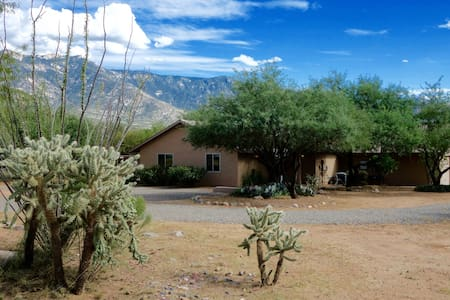 Catalina Desert Retreat, Tucson - Tucson - Casa