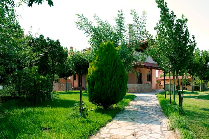 Family Agro Touristic House-Nafplio