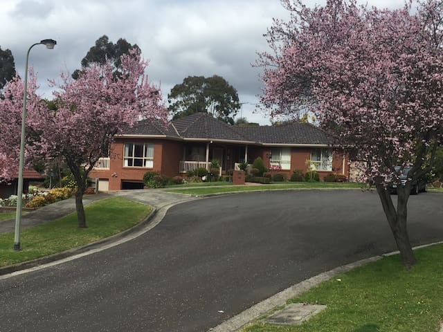 Beautiful view, quiet environment - Doncaster East - Villa