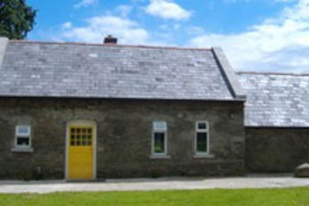 Traditional Irish Cottage for 4