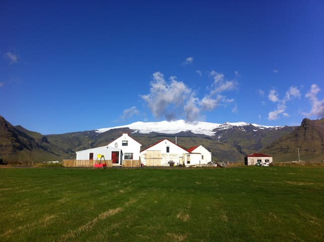 Old Farmhouse near Eyjafjallajokull - Hvolsvöllur - Casa
