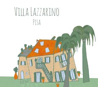 Beautiful Central Villa - Pisa - Villa