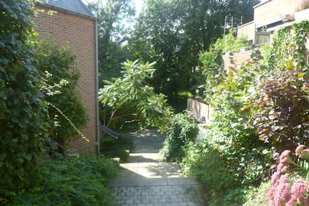 Quiet 2-bedroom apartment 80m2 (GF) - Ottignies-Louvain-la-Neuve - Apartment