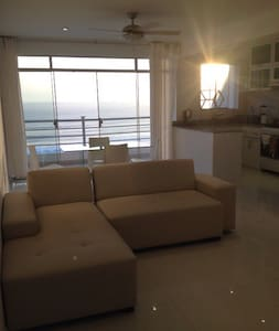 BALCONY OCEAN FRONT APART - Huanchaco - Wohnung