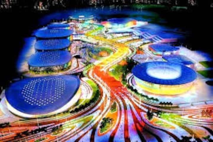 Olympic Games 2016/Olimpíadas 2016p