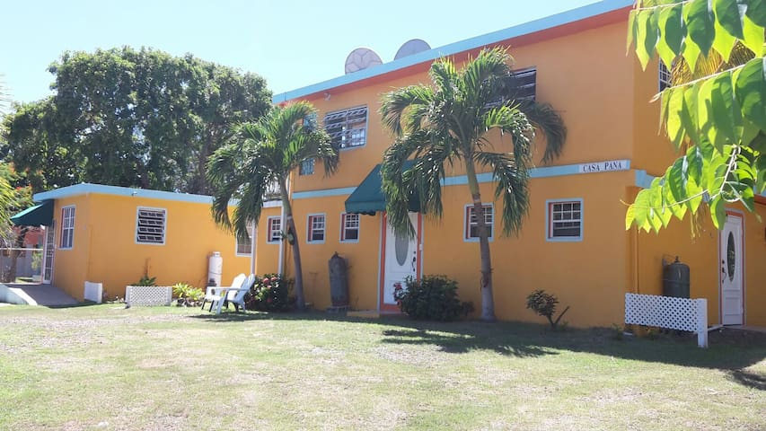 Casa Pana, Carey Apartment - Culebra