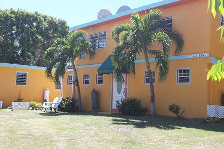 Casa Pana, Pelicano Apartment - Culebra