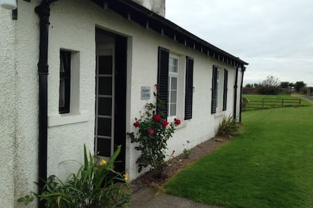Beautiful Cottage with garden - Fife - Casa