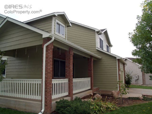 Beautiful home in a fantastic location - Fort Collins - Casa