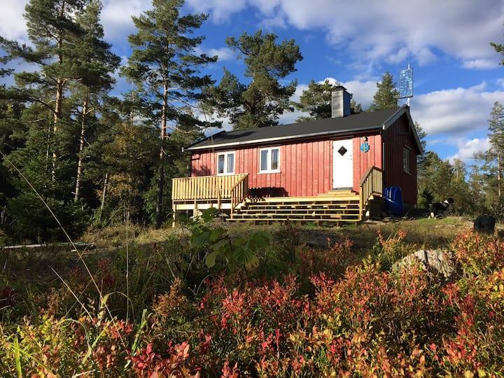 """3.Drammen speidernes """"Risdalsbu"""""""