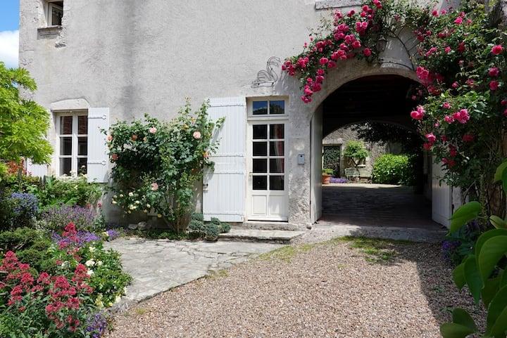 Maison bord de Loire  - proche de Chambord