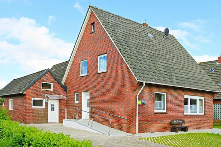 4 star holiday home in Tossens