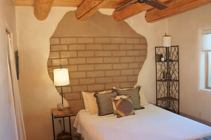 Rejuvenating Adobe Aspen Room on the River Trail