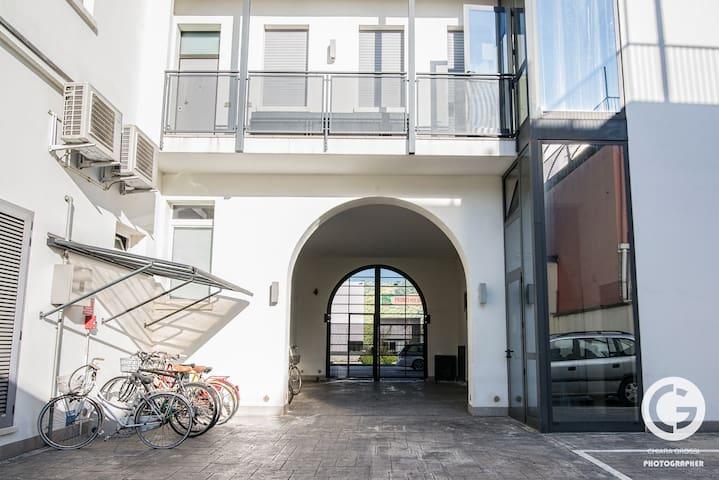 edificio interno