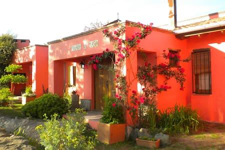 POSADA LA MASÍA. LOS REARTES. Valle de Calamuchita - Córdoba
