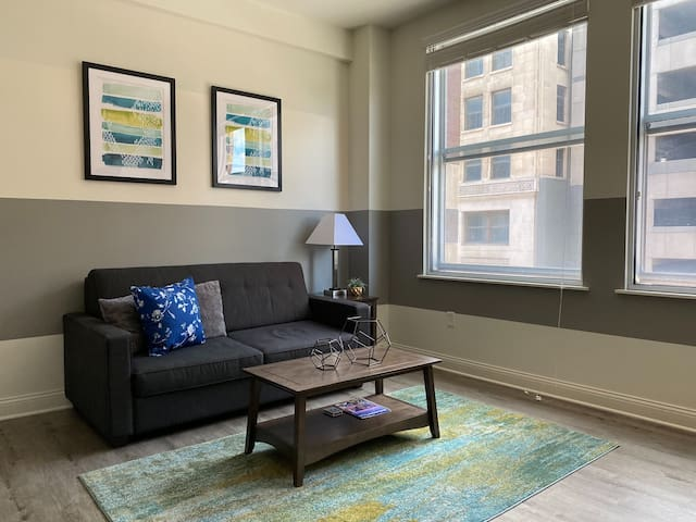 Signature Downtown 1BR Apt