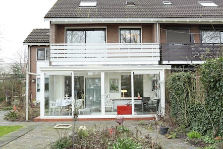 B&B with 2 private  rooms near Amsterdam - Volendam