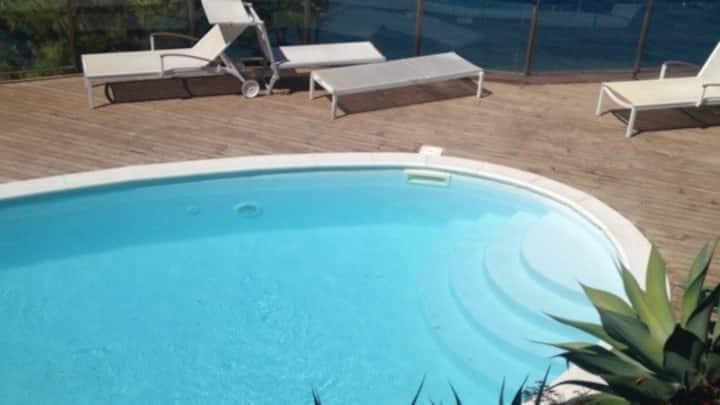 Villa sul mare fronte Etna