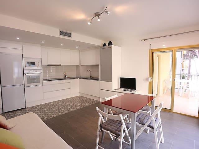 Apartamento en primera línea de mar - Cambrils - Appartement