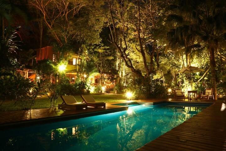 Casa Natureza Brasil sua casa no Arraial d'Ajuda!!