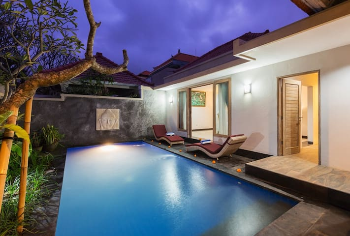 Honeymoon Villa in Ubud with Large Private pool