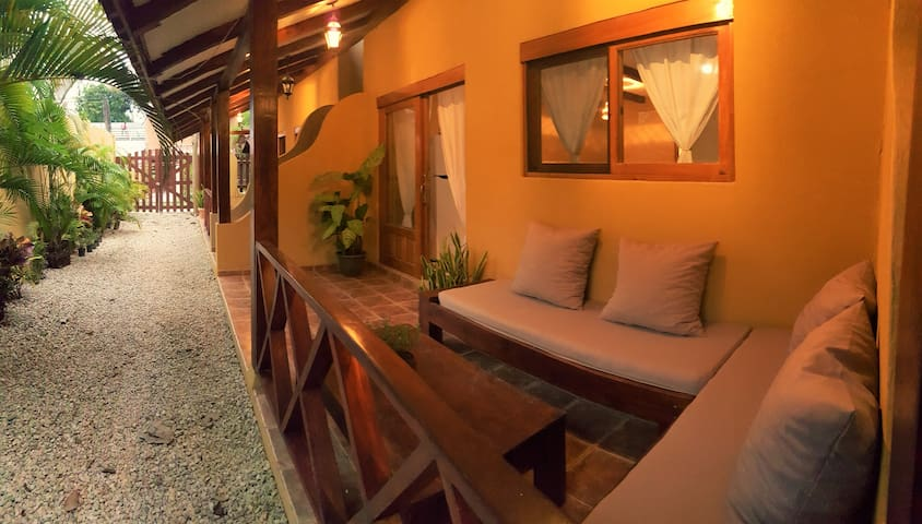 Piña. Equipped Flat in Santa Teresa. Wifi + AC - Santa Teresa Beach - Apartment