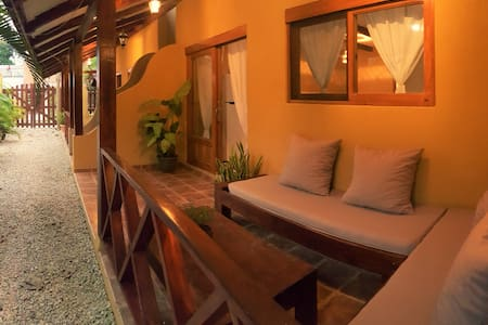 Piña. Equipped Flat in Santa Teresa. Wifi + AC - Santa Teresa Beach