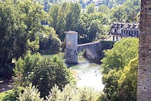 Sauveterre-de-Béarn 43 km