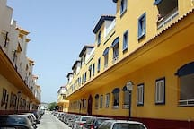 Apartamento en Zahara pueblo.