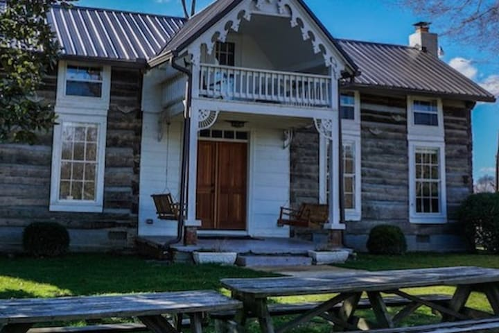 Hideaway Farm- former country music legend's home