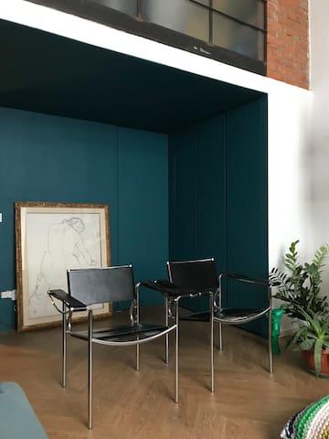 NO-LOft | architect's house