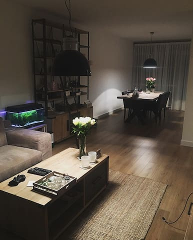 A new,clean,private room in Rotterdam Zuid - Rotterdam - Leilighet