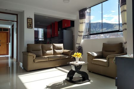 Charming  Apartment/Terrace in Central Ayacucho