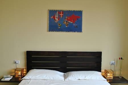 Casa Solarino - Room Belavista - Mindelo - Bed & Breakfast