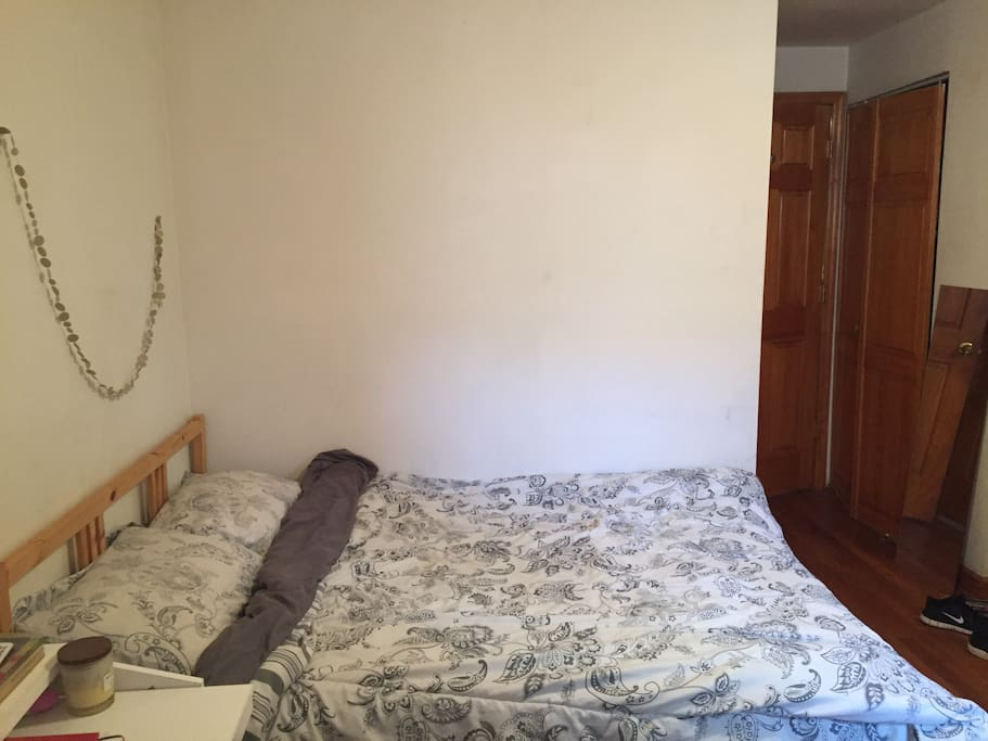 Very spacious room in the East Village