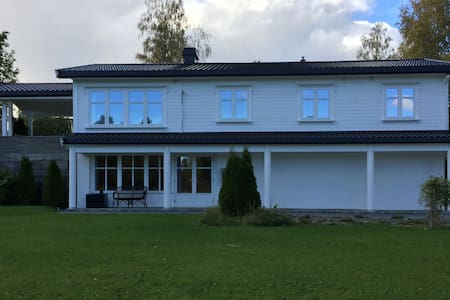 Landlig og sentralt - Reinsvoll - Rumah