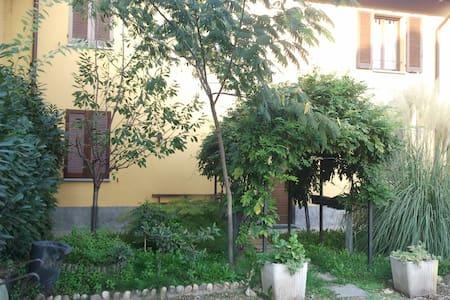 Appartamento in cascinale d'epoca