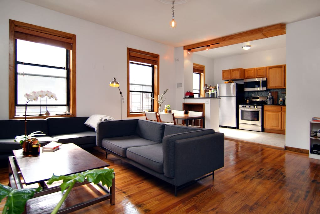 Huge Gorgeous1 Bed Apt Williamsburg Apartments For Rent In Brooklyn New York United States