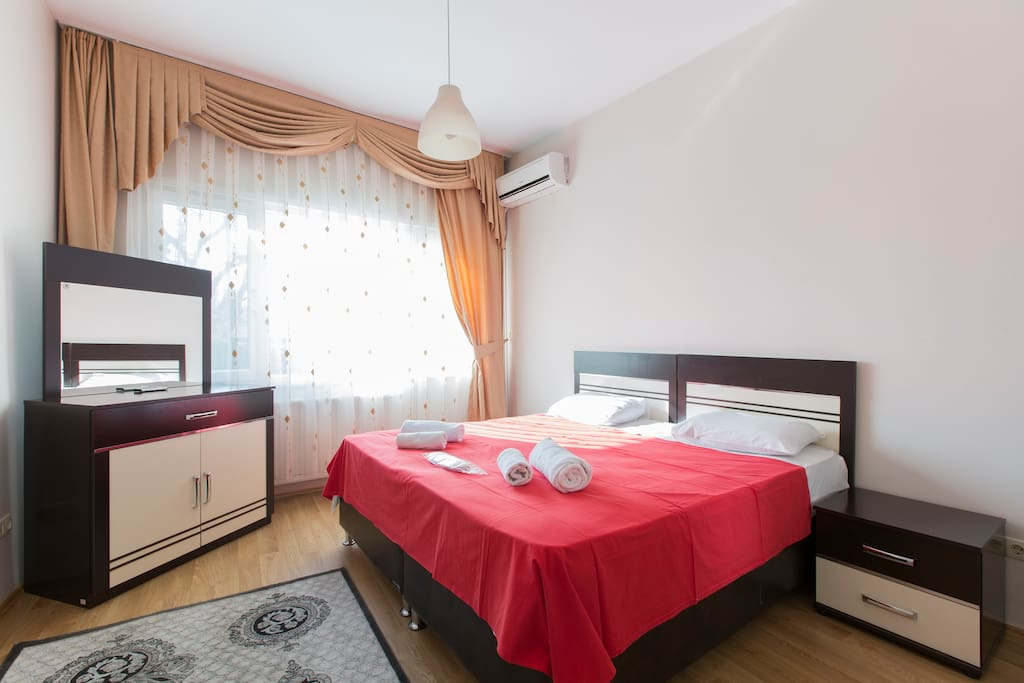 Big and comfort apartment harbiye apartments for rent in for Guest house harbiye