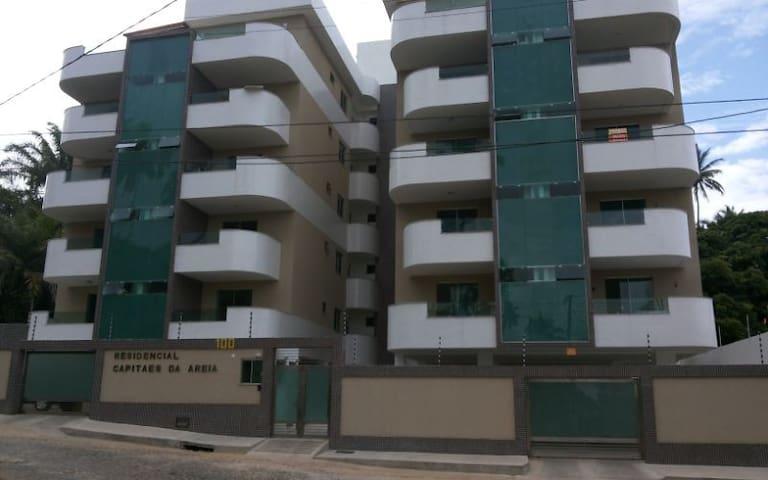 Apartamento para temporada Ilhéus - ilhéus - Leilighet