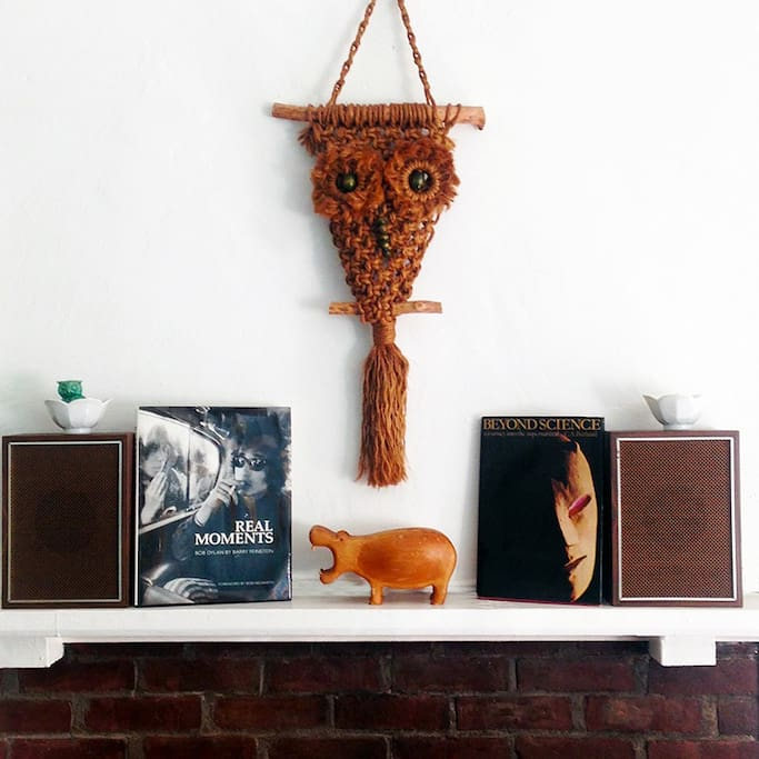 Everything you need in a mantle