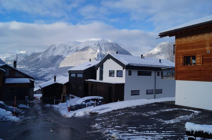 Amazing apartment near Verbier - Vollèges - Apartament