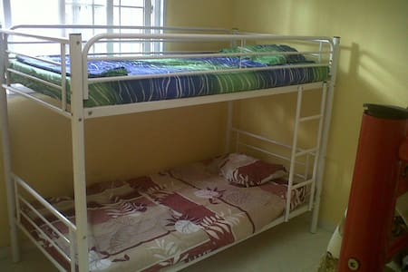 Room type: Shared room Property type: Apartment Accommodates: 3 Bedrooms: 1 Bathrooms: 1