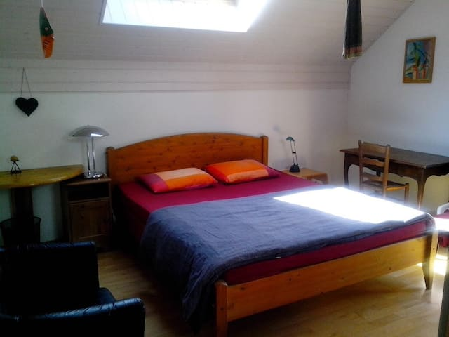 Double Room & Breakfast, St-Cergue - Saint-Cergue