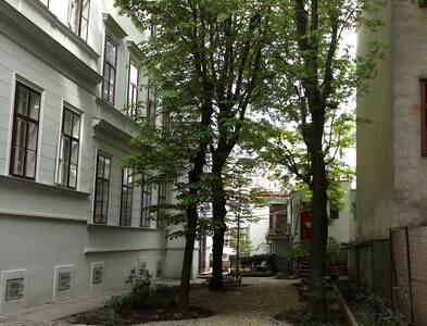 Stilvoller Altbau: zentral & ruhig - Wien