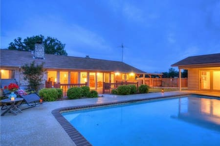 Guest House in Wimberley