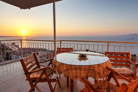 The Best Sea View in izmir - Izmir - Apartment